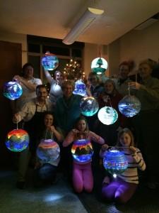 group lanterns